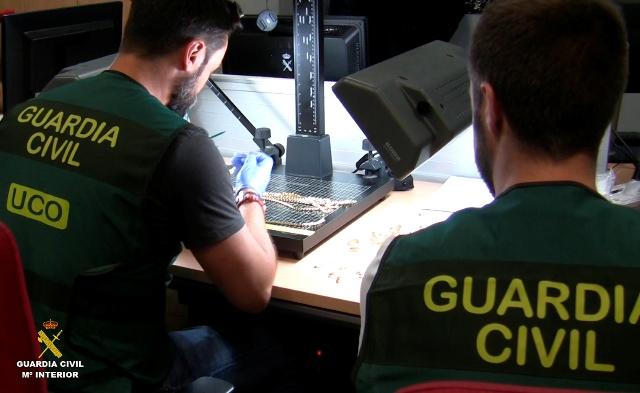 Grupo de Delincuencia Organizada y por el Equipo ECO Canarias