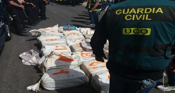 Equipo Contra el Crimen Organizado (ECO Málaga) y (ECO Galicia)