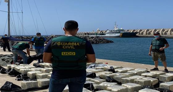 Grupo Central Antidrogas y Equipo Contra el Crimen Organizado (ECO Canarias)